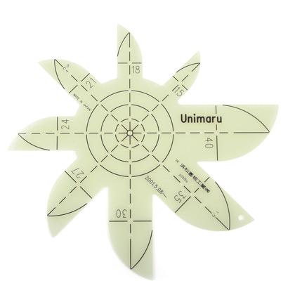 UNIMARU 벨트 컷팅 가이드