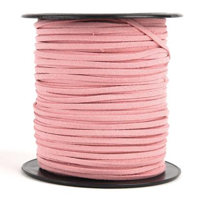 샤무드끈 3MM 100YD - 핑크