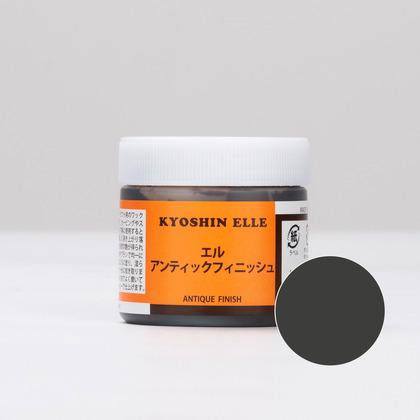 L 엔틱 피니쉬 - 블랙