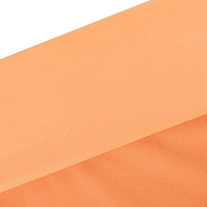 스웨이드 원단 - 오렌지