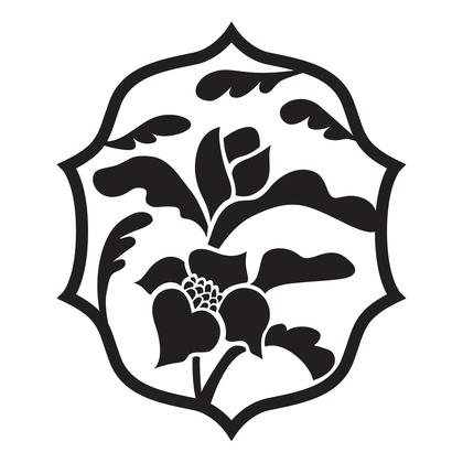 수지판 - 꽃 19