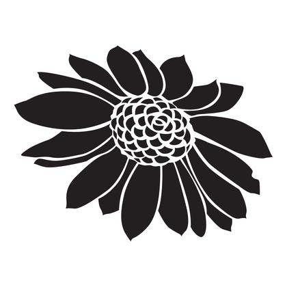 수지판 - 꽃 15