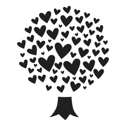 수지판 - 사랑나무
