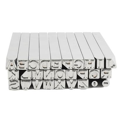 알파벳 각인 28종 세트