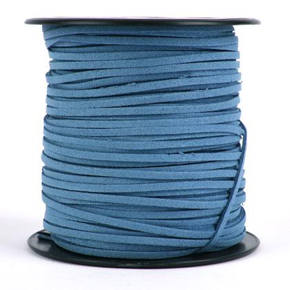 샤무드끈 3MM 100YD - 블루