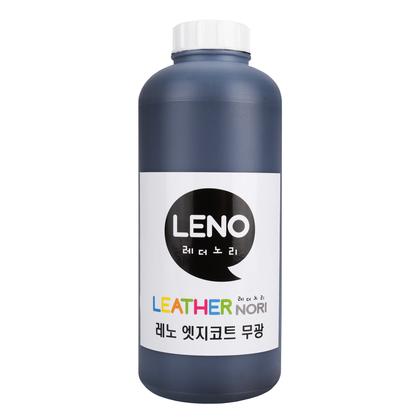 레노 엣지코트 무광 - 다크브라운 1000ML