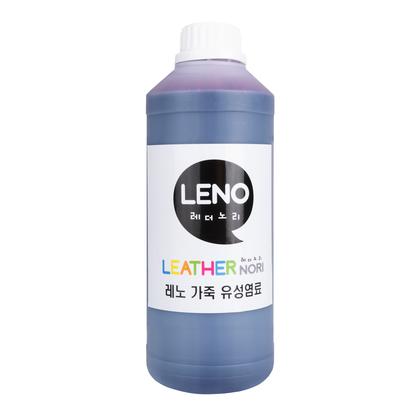 레노 가죽 유성염료 - 핑크 1000ML