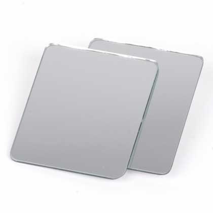 DIY 사각 거울 61X51MM - 2개