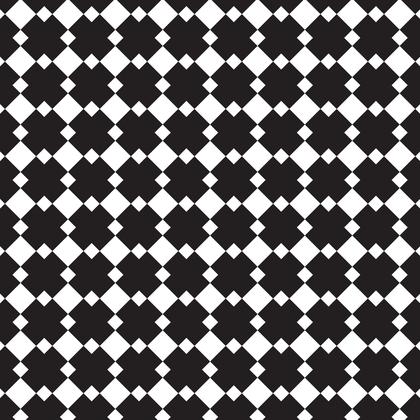 수지판 A4 - 패턴 사각형