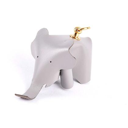 레더 DIY 패턴 - 캐릭터 코끼리