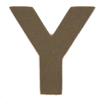 [가죽재단] 알파벳 Y