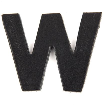 [가죽재단] 알파벳 W