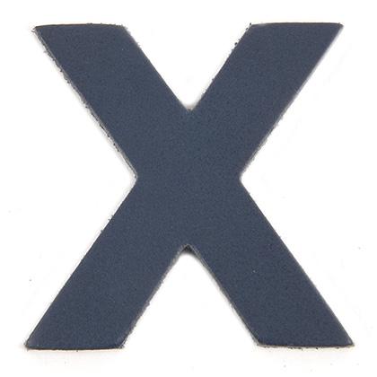 [가죽재단] 알파벳 X