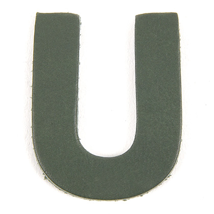 [가죽재단] 알파벳 U