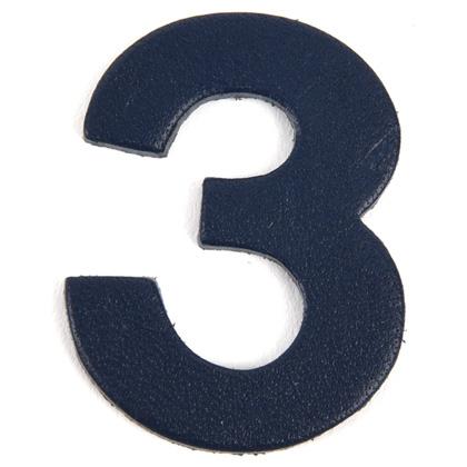 [가죽재단] 숫자 3
