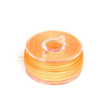 라운드 왁스사 0.45MM 16M - 오렌지