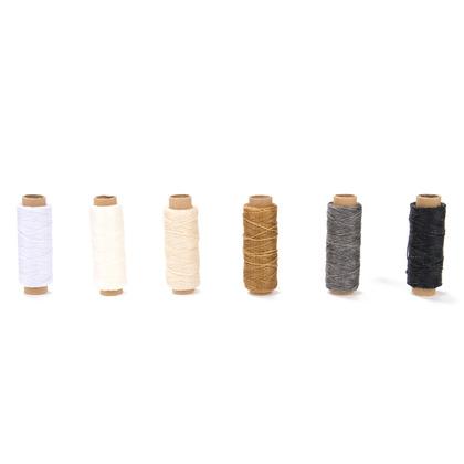 평면 왁스사 150D 50M  6종세트 -  베이직계열