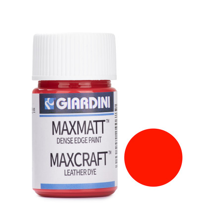 지아디니 덴스 엣지 페인트 25ML - RED 80