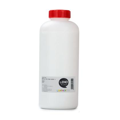 레노 가죽 착색용 방염제 1L