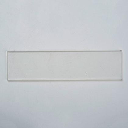 아울렛- 투명 재단판 5 X 20CM