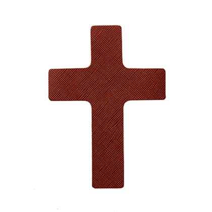 [가죽재단] 십자가 - 76X106MM