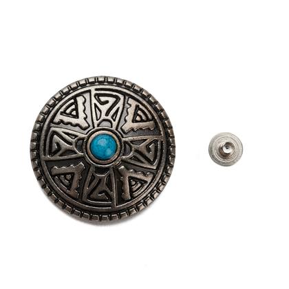 콘쵸 30MM 고대문양 - 니켈사틴
