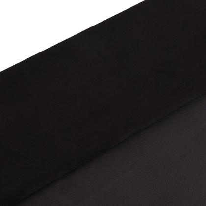 (특가) 돈피 스웨이드 - 블랙
