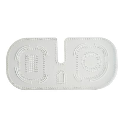 PVC 가이드 코너 라운드 바느질 타공 - 3.85MM