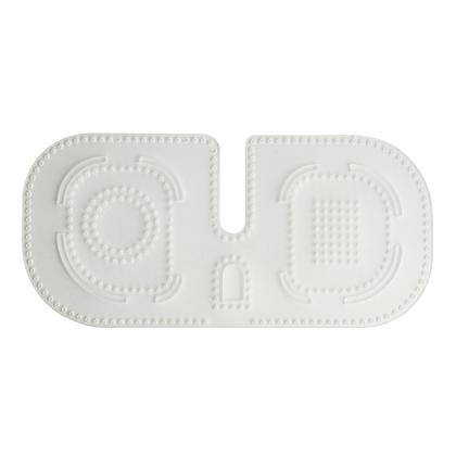 PVC 가이드 코너 라운드 바느질 타공 - 4MM