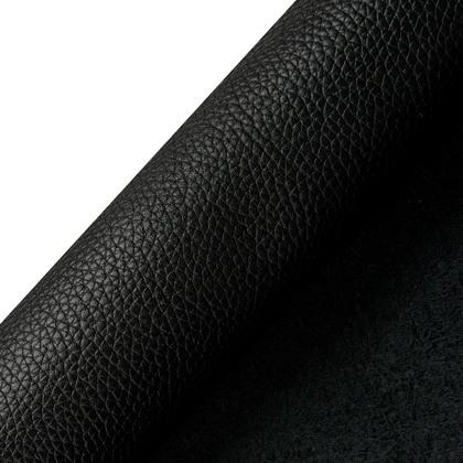 소가죽 소프트 오플 - 블랙