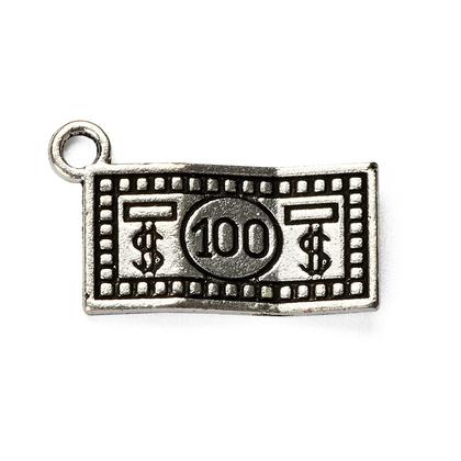 DIY 팬던트_100달러 - 은버니쉬