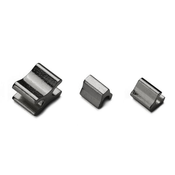 (C) 금속지퍼 스토퍼세트 5호 - 흑니켈 1세트