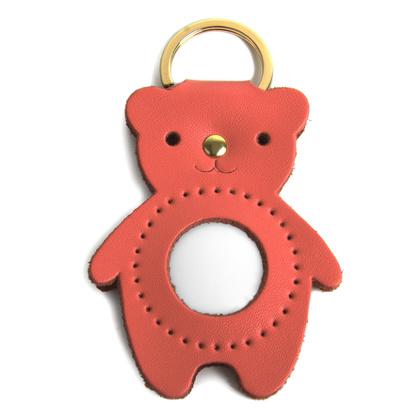[반제품] 곰 키링 - 핑키오렌지