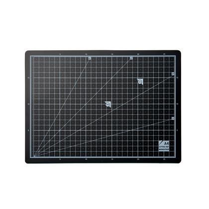 칼라 커팅매트 A4 - 블랙