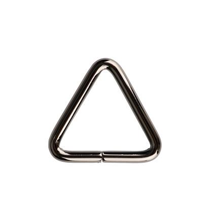 삼각링 38MM - 흑니켈