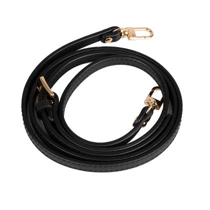 소가죽 가방끈 1X120CM - 블랙